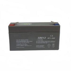 باتری یو پی اس 6 ولت 1.3 آمپر ساعت مدل QYH-55