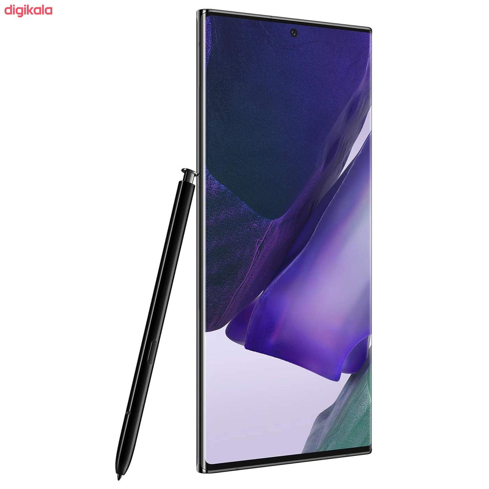گوشی موبایل سامسونگ مدل Galaxy Note20 Ultra SM-N985F/DS دو سیم کارت ظرفیت 256 گیگابایت  main 1 3