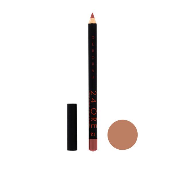 مداد لب دبورا شماره 13