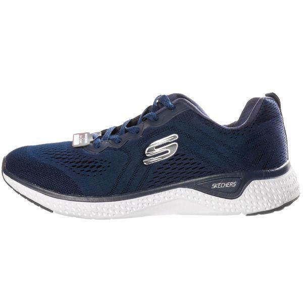 کفش مخصوص دویدن مردانه اسکچرز مدل Ultra Speed KNIT BLUWH2357
