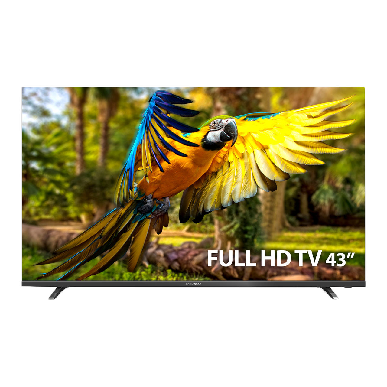 تلویزیون ال ای دی دوو مدل DLE-43K4310 سایز 43 اینچ