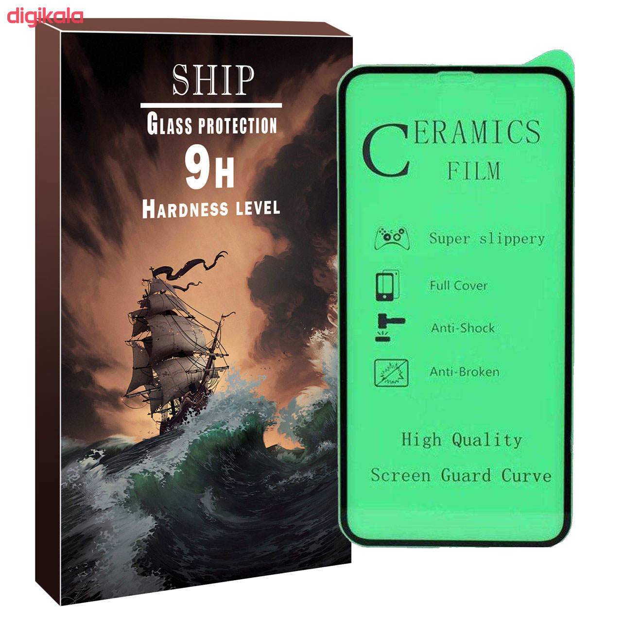 محافظ صفحه نمایش شیپ مدل shcrm-01 مناسب برای گوشی موبایل شیائومی Mi 9T main 1 1