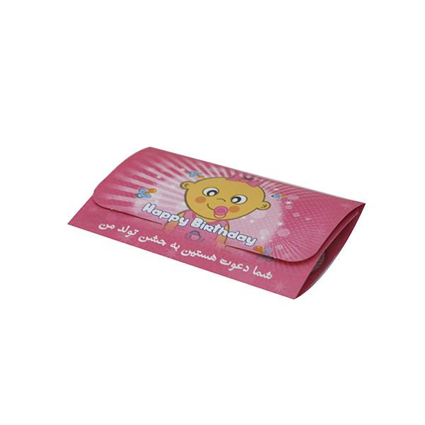 کارت دعوت مدل بیبی بسته 10 عددی