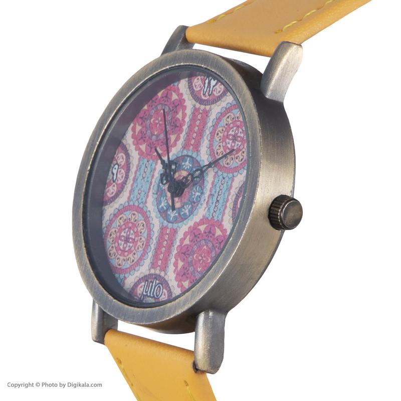 ساعت مچی عقربه ای زنانه میو مدل MWL3009