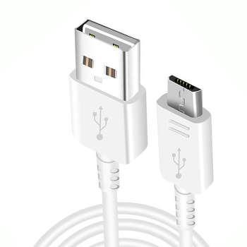 کابل تبدیل USB به microUSB مدل NOTE 4 طول 1.20 متر