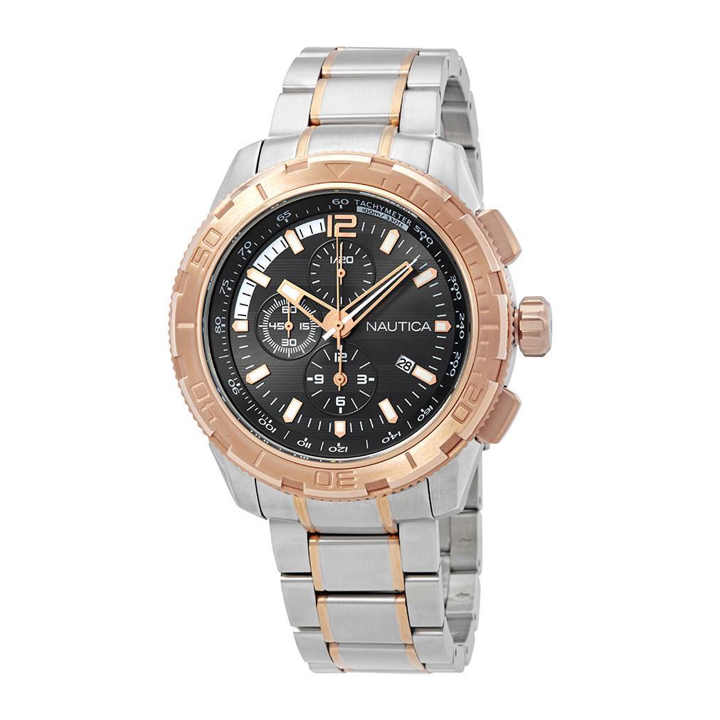 ساعت مچی عقربهای مردانه ناتیکا مدل NAD26503G