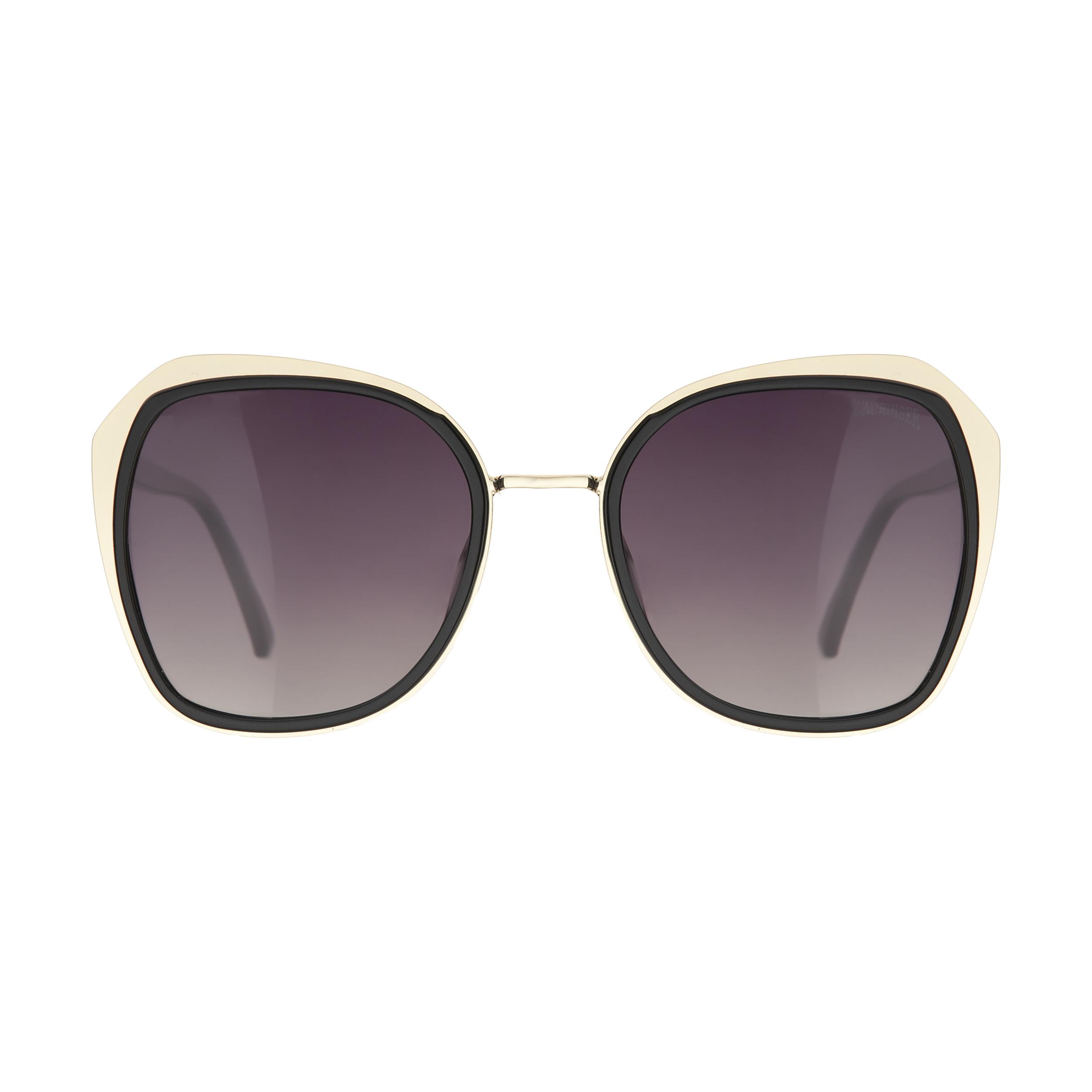 عینک آفتابی زنانه سانکروزر مدل 6005 bl