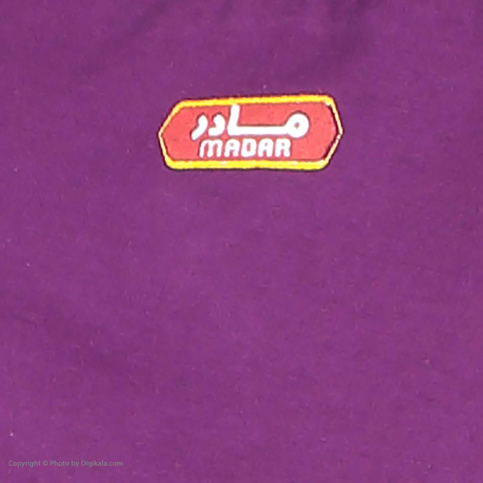 ست تی شرت و شلوارک راحتی زنانه مادر مدل 2041100-67 -  - 11