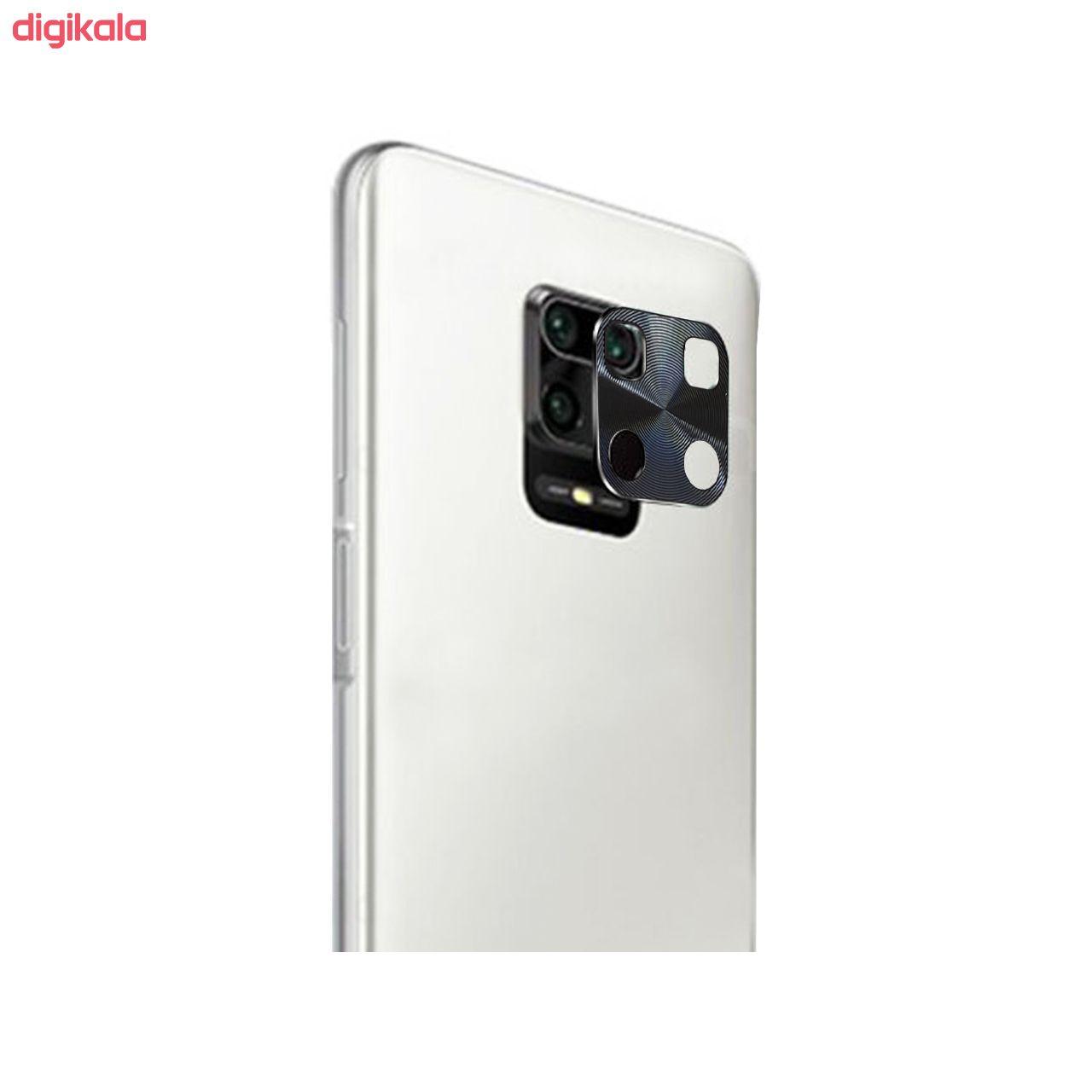 محافظ لنز دوربین مدل Flz مناسب برای گوشی موبایل شیائومی Redmi Note 9/9s/9 Pro main 1 1