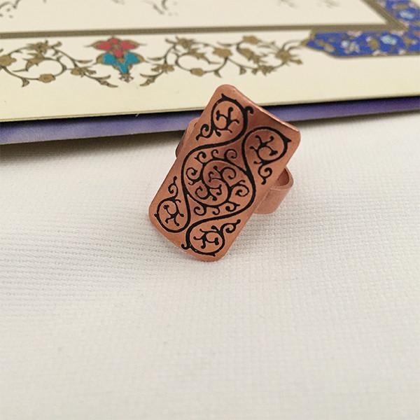 انگشتر زنانه  دستخط کد 224