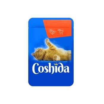 غذای تشویقی گربه کوشیدا مدل lamm  وزن100گرم