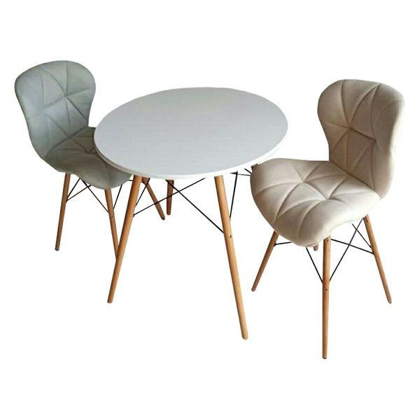 میز و صندلی ناهار خوری 2 نفره مدل A63