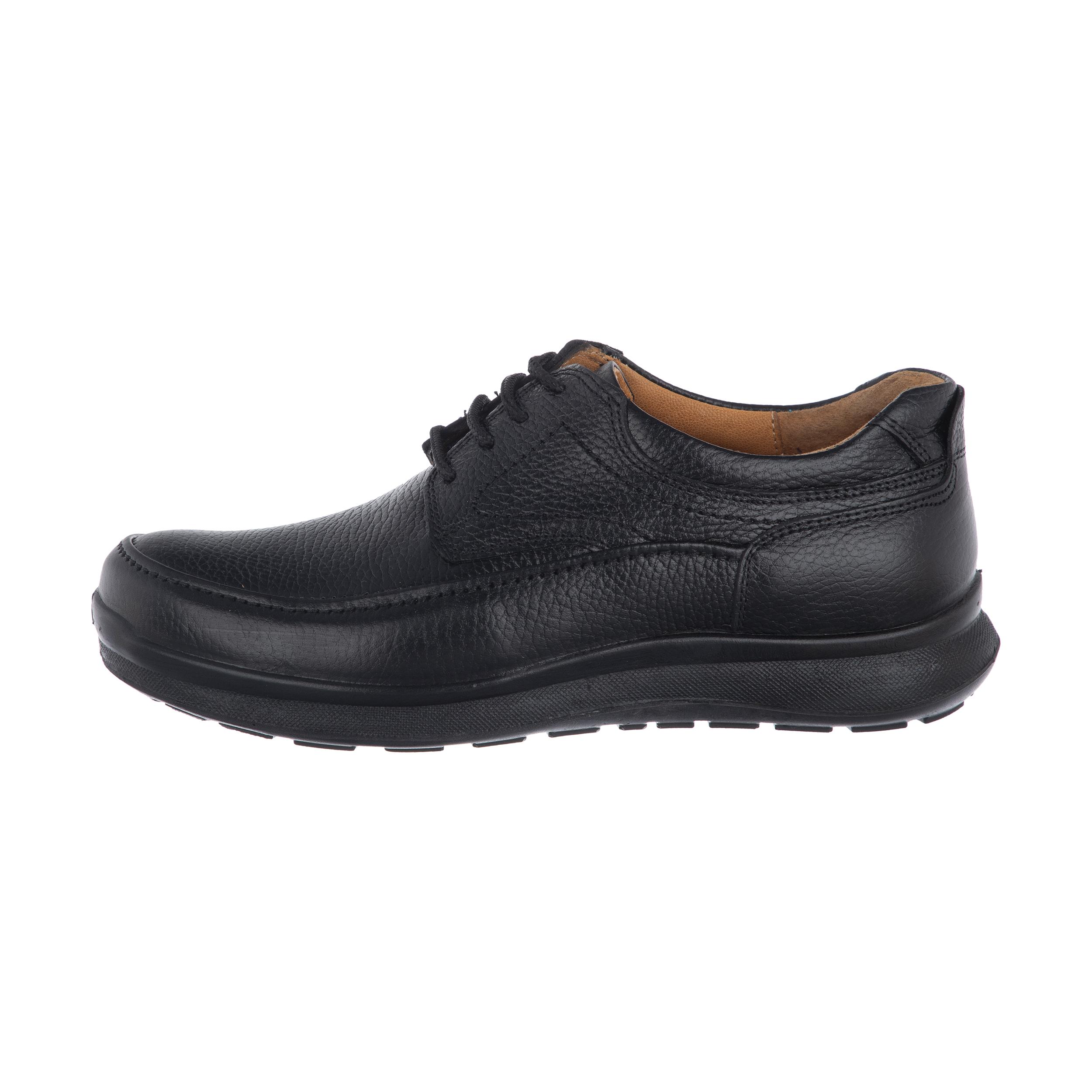 کفش روزمره مردانه آذر پلاس مدل 4401B503101