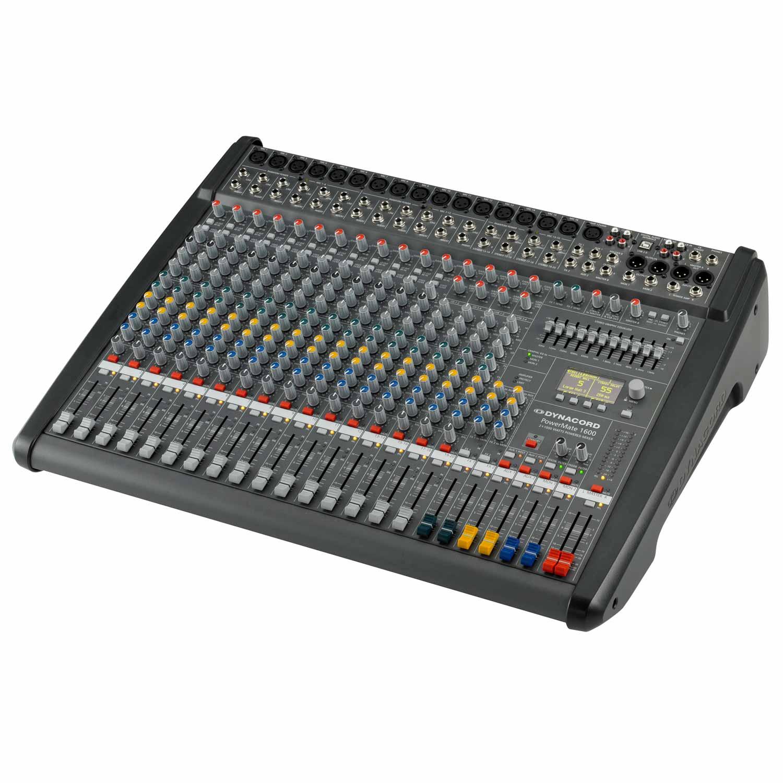 پاور میکسر مدل PM-1600.3