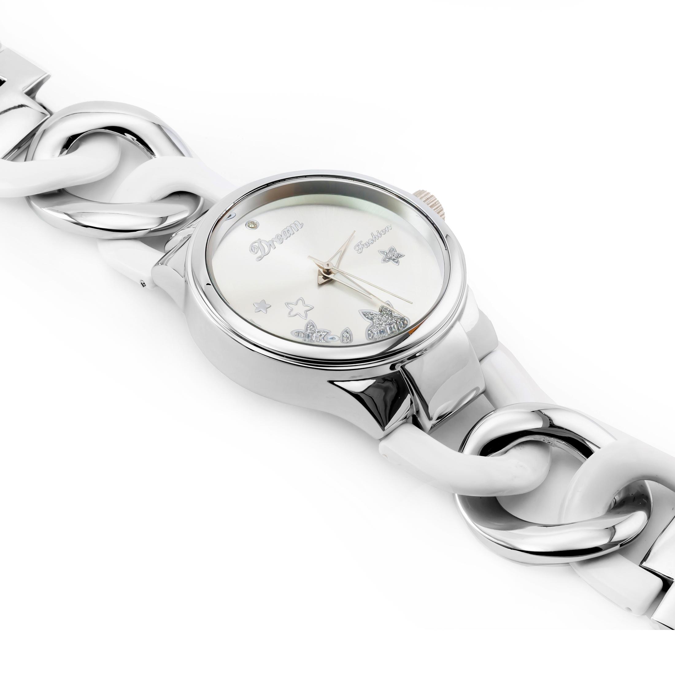 ساعت مچی عقربه ای زنانه دریم کد 0091              ارزان