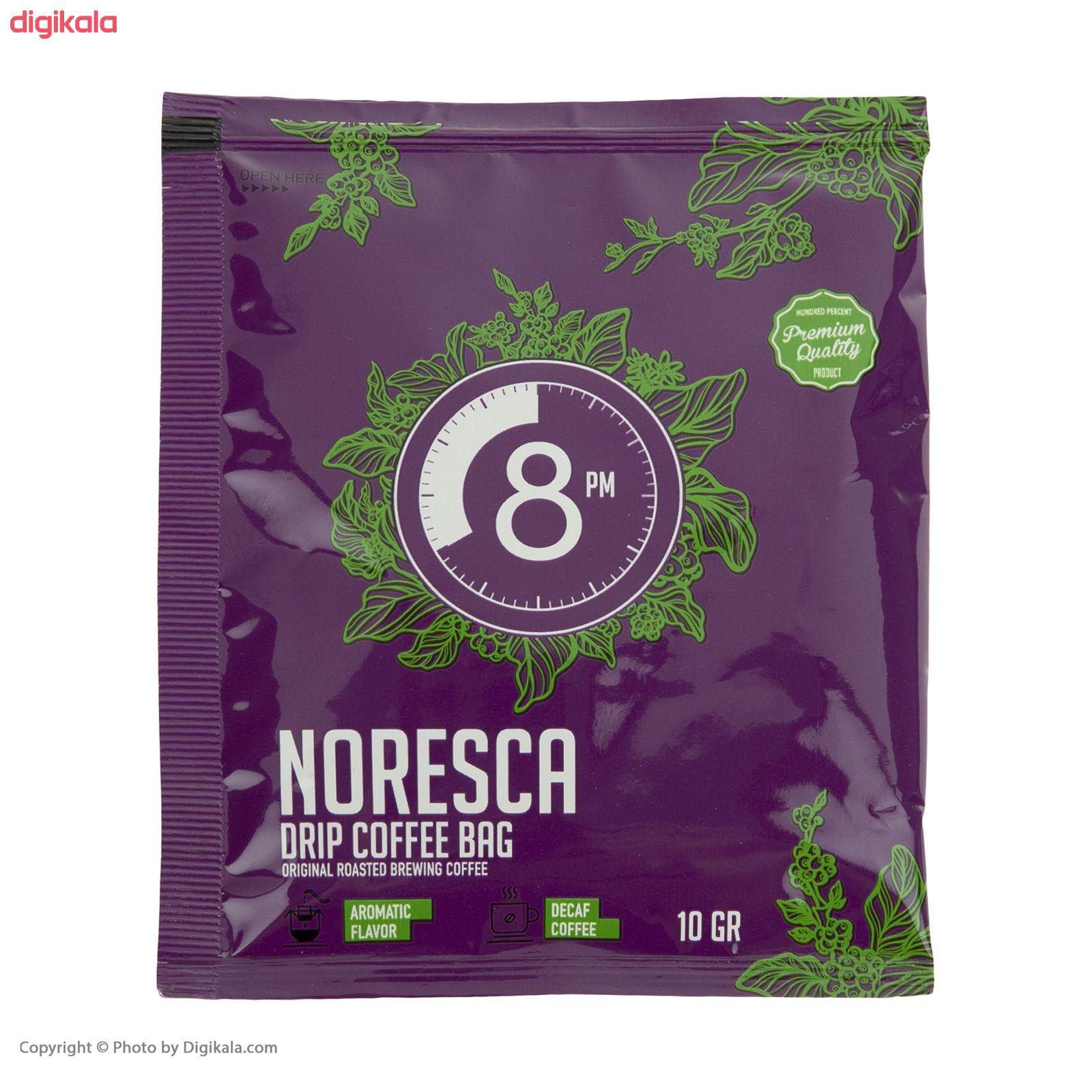 قهوه نورسکا ترکیبی بن مانو - بسته 24 عددی main 1 13
