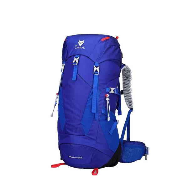 کوله پشتی کوهنوردی 50 لیتری کاراکال کد K2