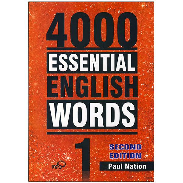 کتاب ESSENTIAL ENGLISH WORDS 1  اثر Paul Nation انتشارات زبان مهر