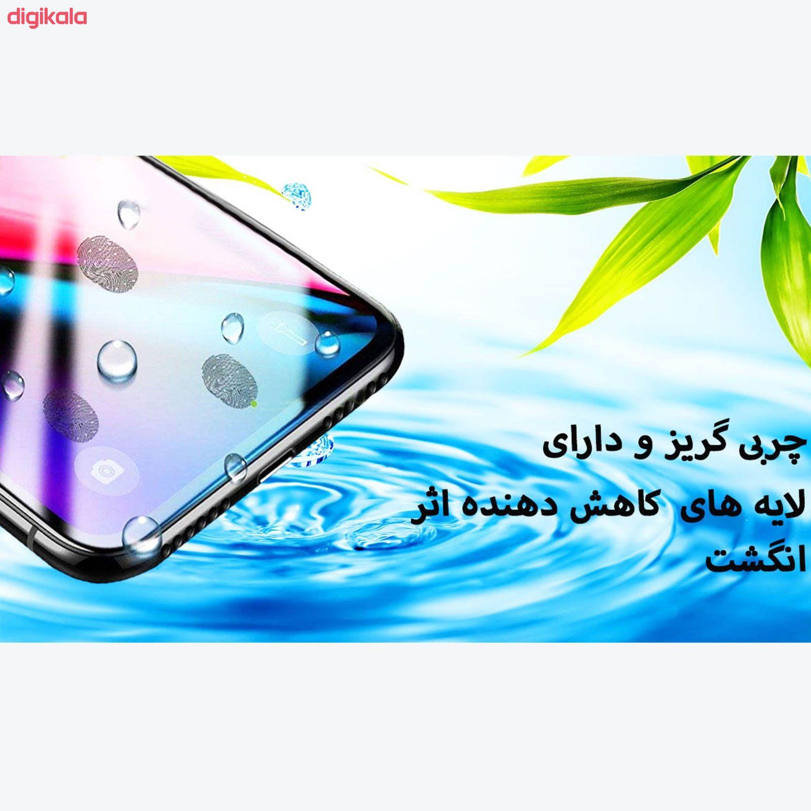 محافظ صفحه نمایش روبیکس مدل SAD-A31 مناسب برای گوشی موبایل سامسونگ Galaxy A31 main 1 2