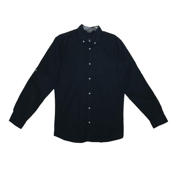 پیراهن آستین بلند مردانه لیورجی مدل 312425