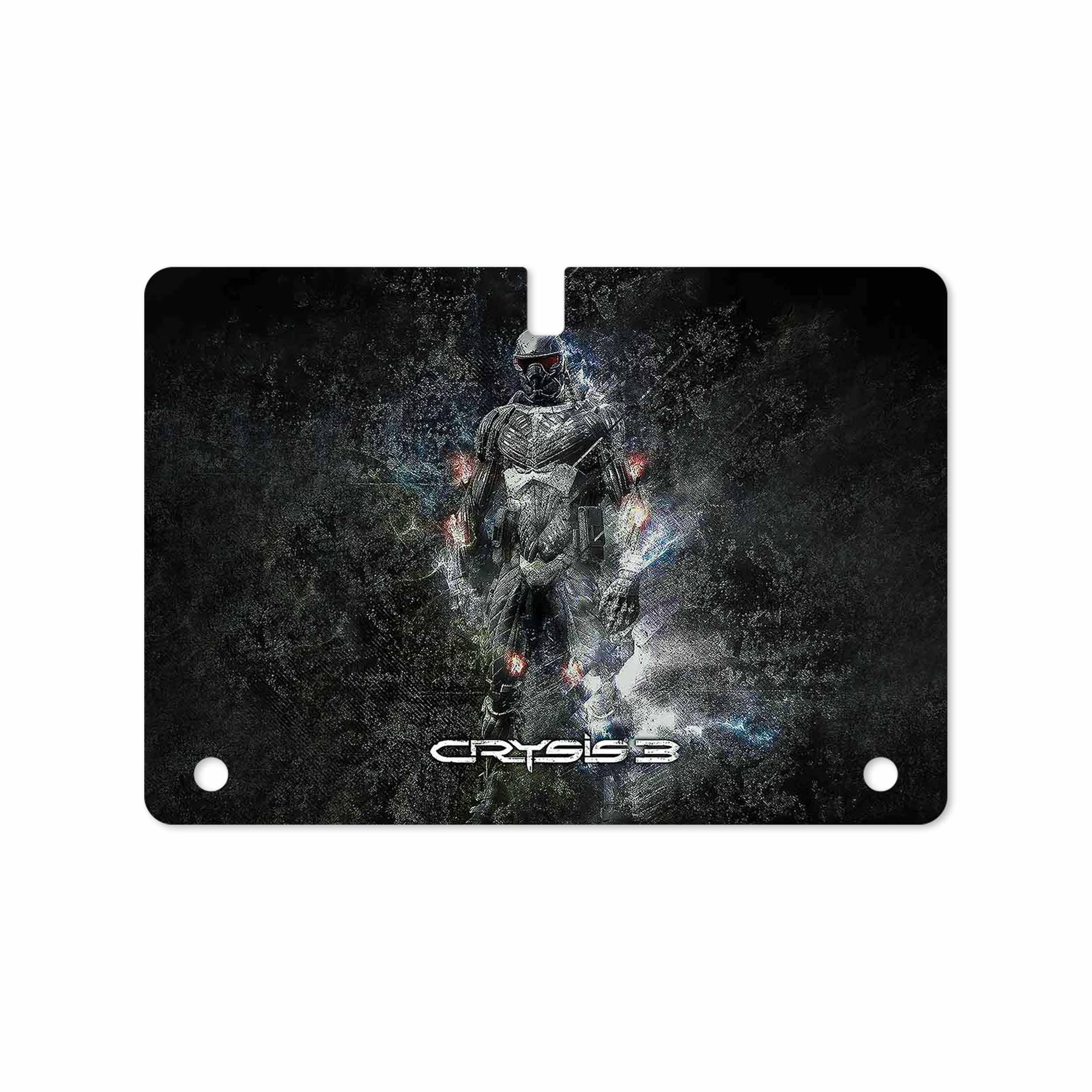 بررسی و خرید [با تخفیف]                                     برچسب پوششی ماهوت مدل Crysis مناسب برای تبلت سامسونگ Galaxy Tab S 10.5 2014 T805                             اورجینال