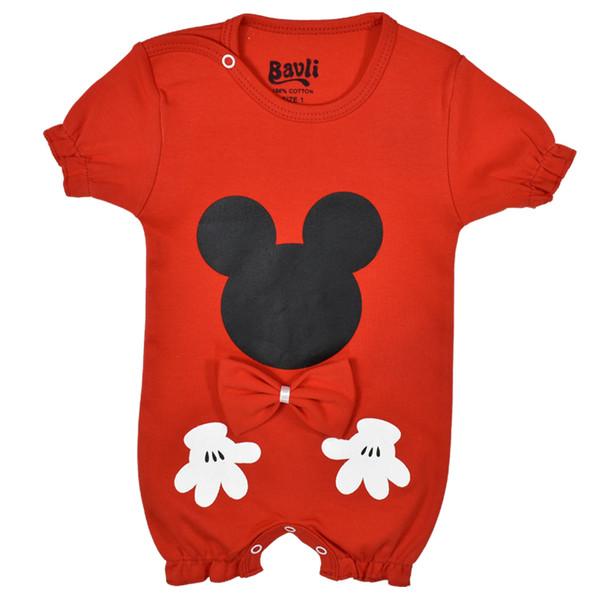 سرهمی نوزادی باولی مدل میکی موس کد 1