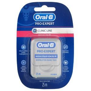 نخ دندان اورال-بیسری pro-expert مدل CLINIC LINE