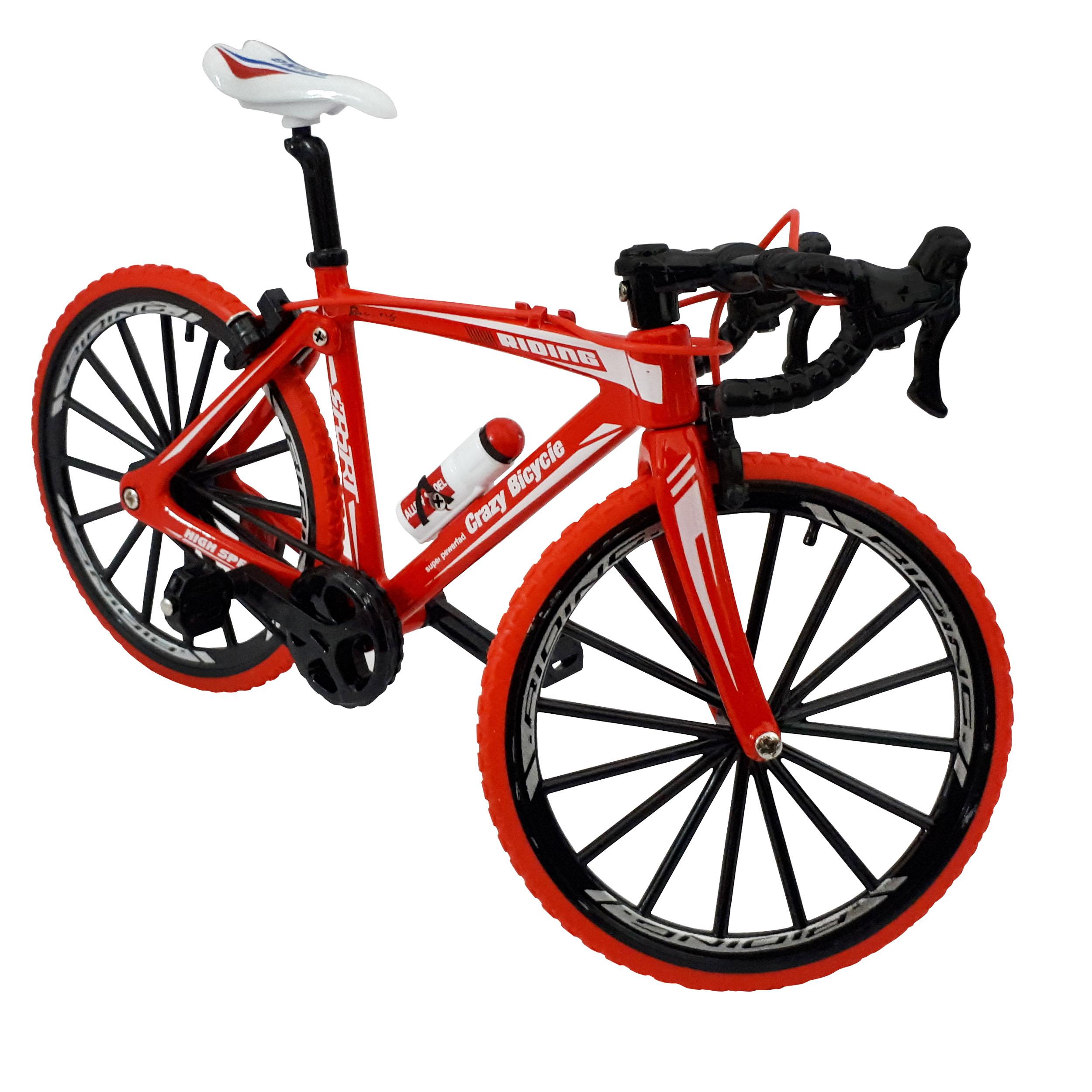 دوچرخه بازی طرح کوهستان کد 100