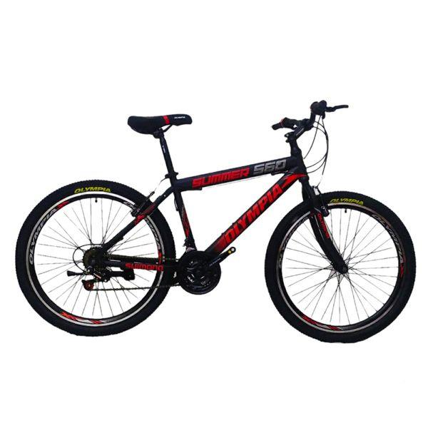 دوچرخه کوهستان المپیا مدل SUMMER S60 سایز 26