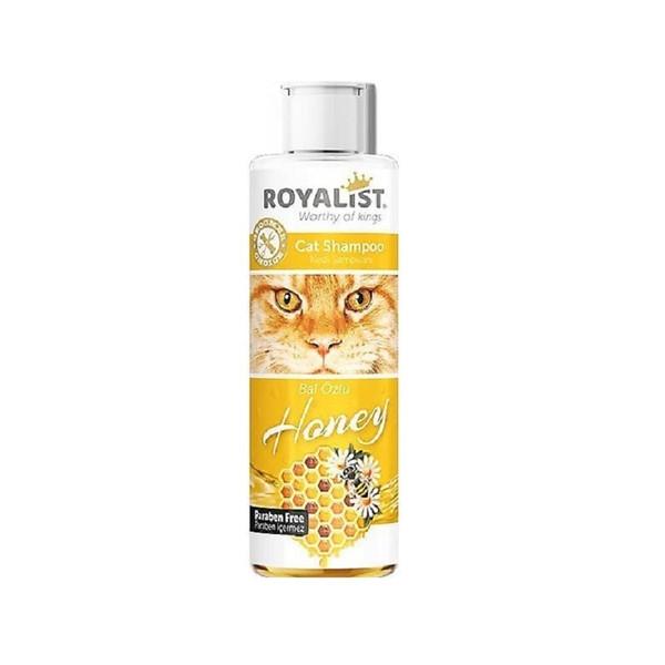 شامپو گربه رویالیست مدل Honey Extract حجم 250 میلی لیتر