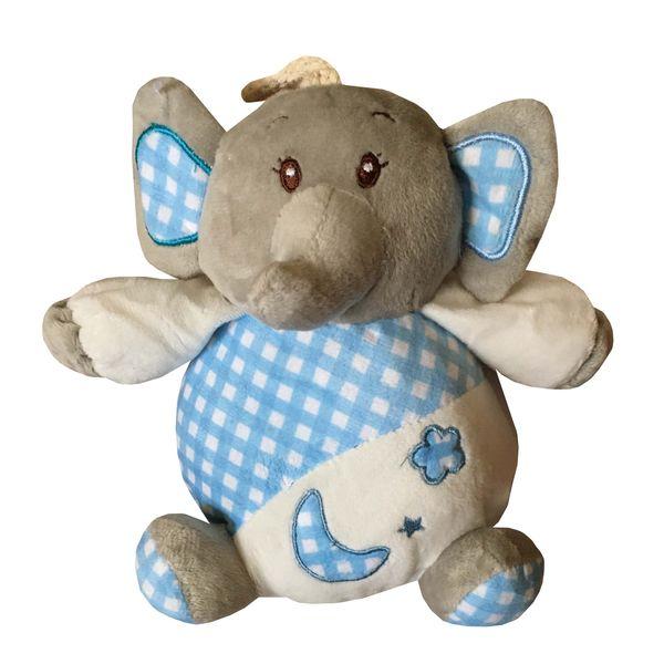 آویز تخت کودک مدل فیل