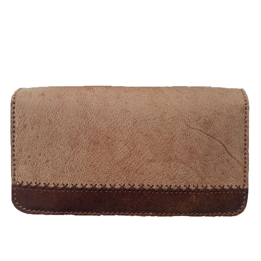 کیف دستی چرمی چرم بیکران کد Bi313