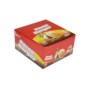 کیک درنابرگر کاکائویی درنا بسته 16 عددی