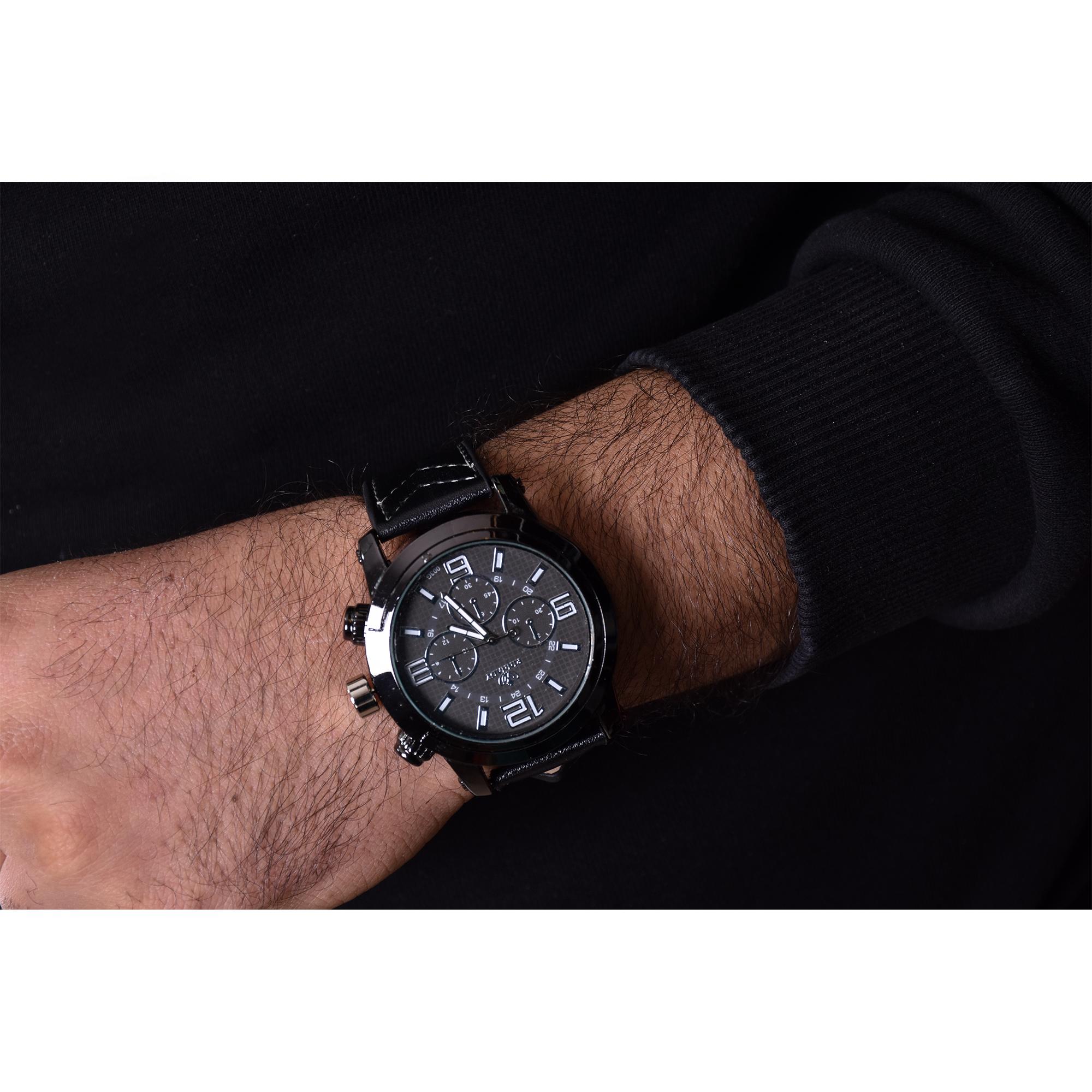ساعت مچی عقربهای مردانه مدل R201