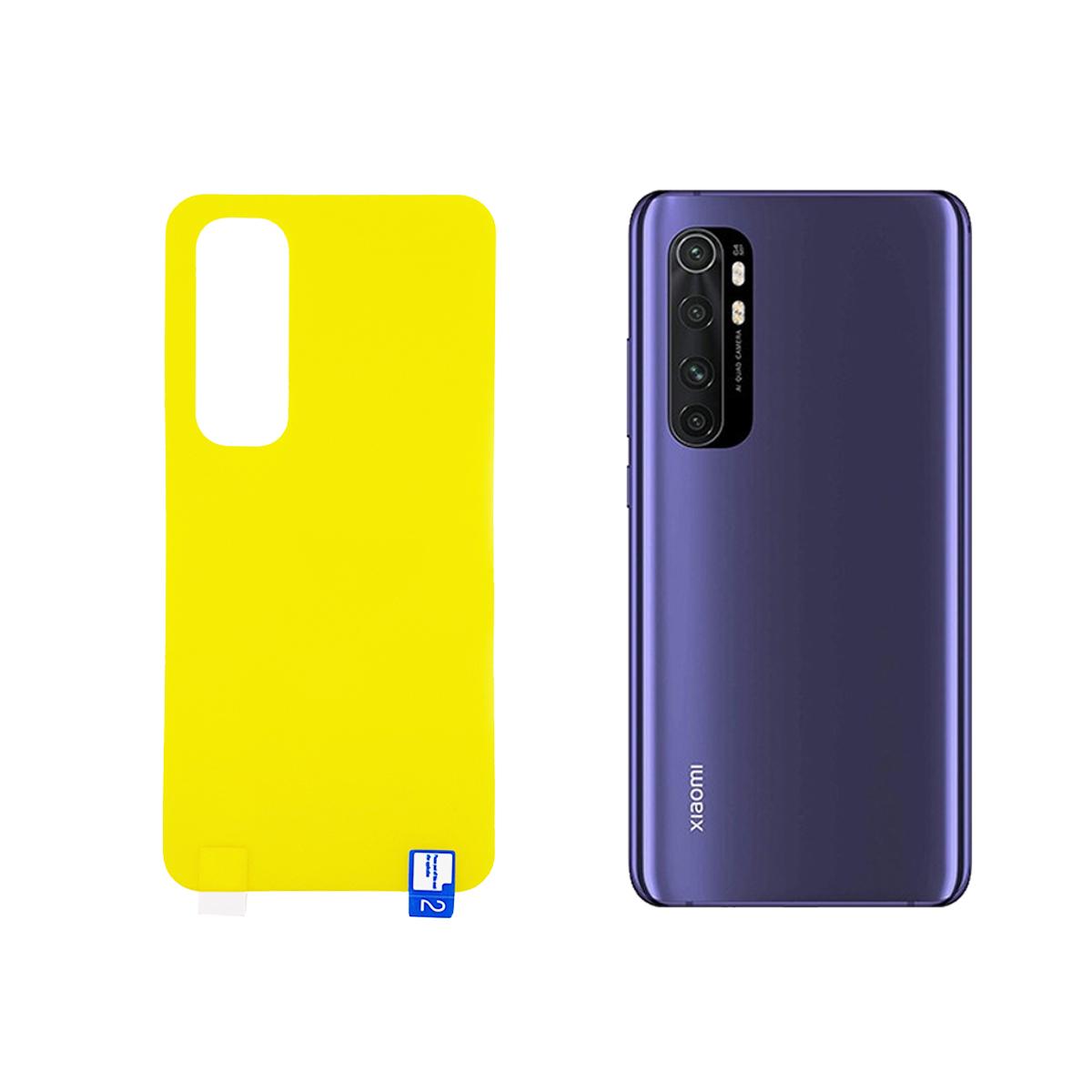 محافظ پشت گوشی مدل BP01pl مناسب برای گوشی موبایل شیائومی Mi Note 10 lite