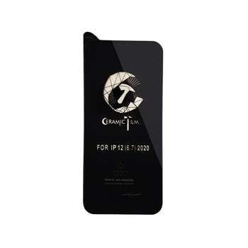 محافظ صفحه نمایش سرامیکی میتوبل مدل FLCEG01me مناسب برای گوشی موبایل  اپل Iphone 12 Pro Max