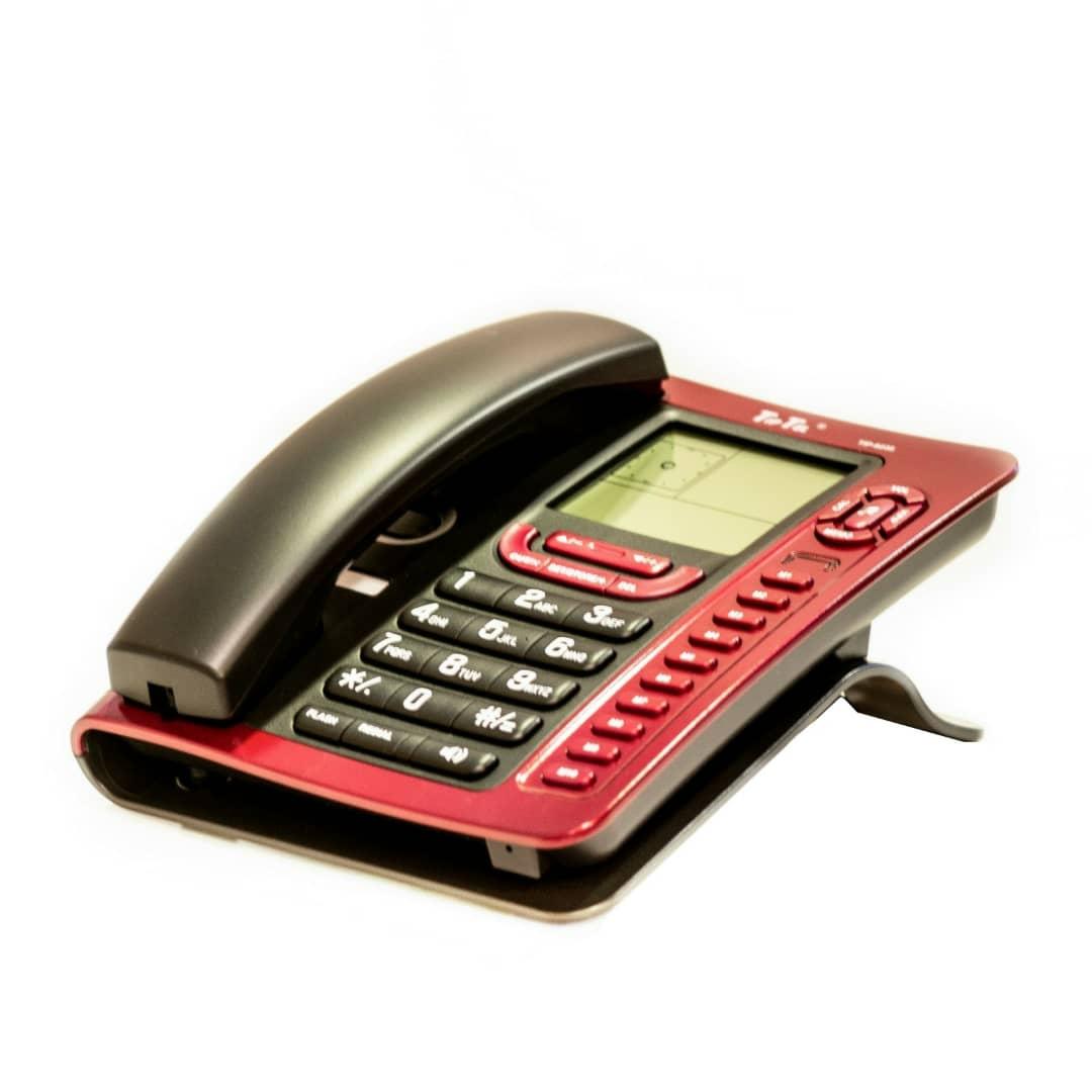تصویر مشخصات –  قیمت                      تلفن تیپ تل مدل TIP-6235