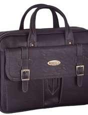 کیف اداری مردانه چرم ما مدل SM-1 -  - 3