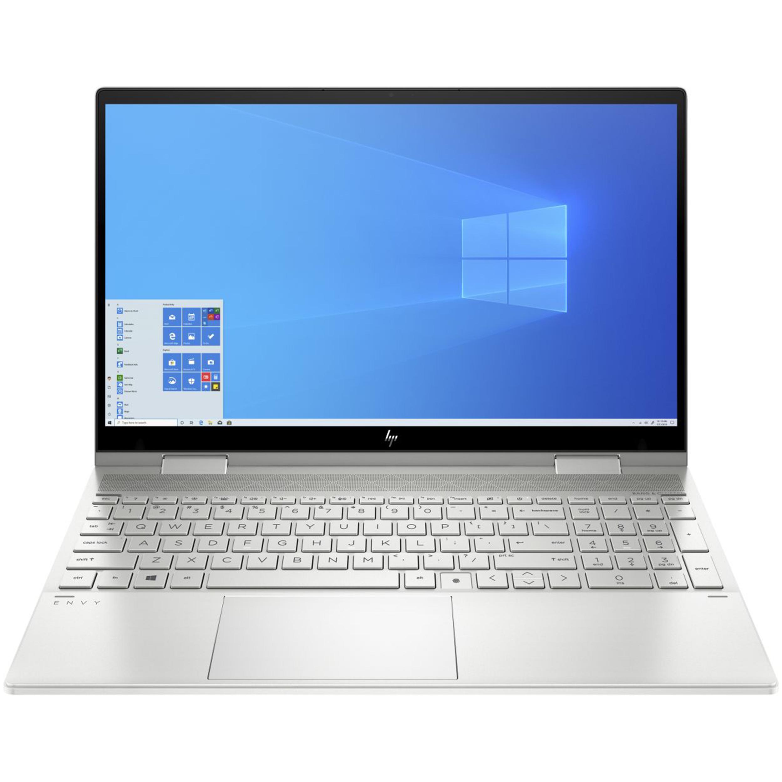 لپ تاپ ۱۵ اینچی اچ پی مدل ENVY X360 15T ED000-A