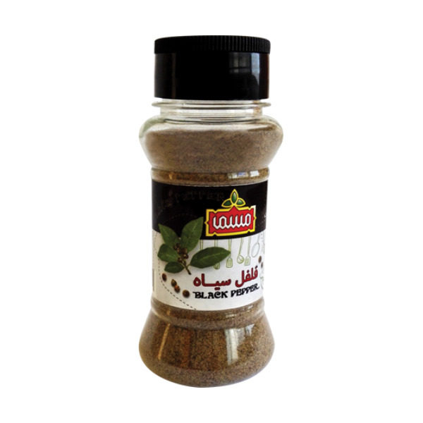 پودر فلفل سیاه مسما - 80 گرم