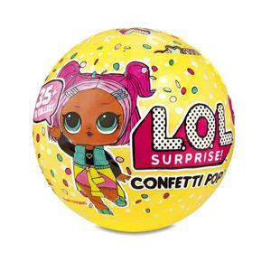 اسباب بازی شانسیال او ال سوپرایز سری 3 مدل confetti pop