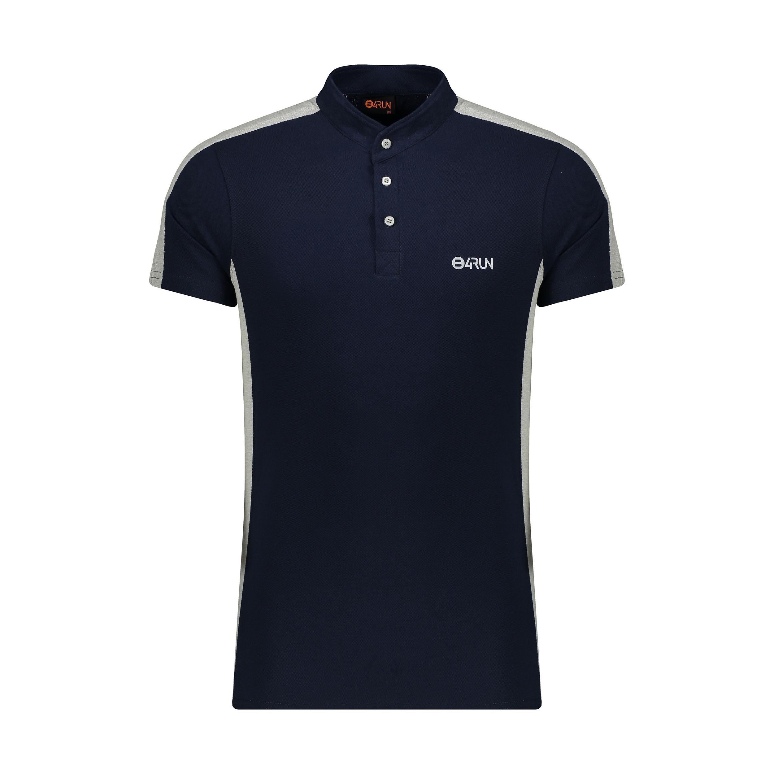 تی شرت ورزشی مردانه بی فور ران مدل 2104195993