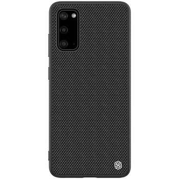 کاور نیلکین مدل Textured مناسب برای گوشی موبایل سامسونگ Galaxy S20