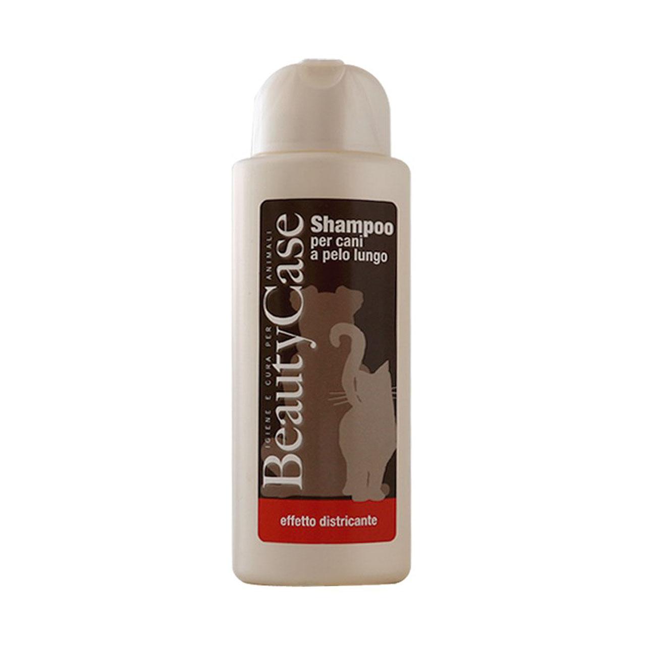 شامپو حیوانات بیوتی کیس برای موهای بلند مدل 00554