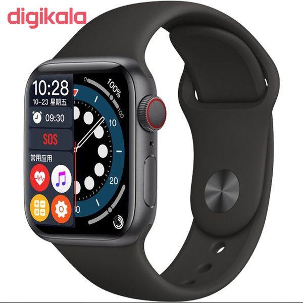ساعت هوشمند دات کاما مدل MC72 pro main 1 25