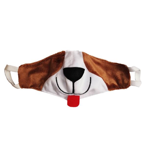 ماسک تزیینی طرح سگ کد 6