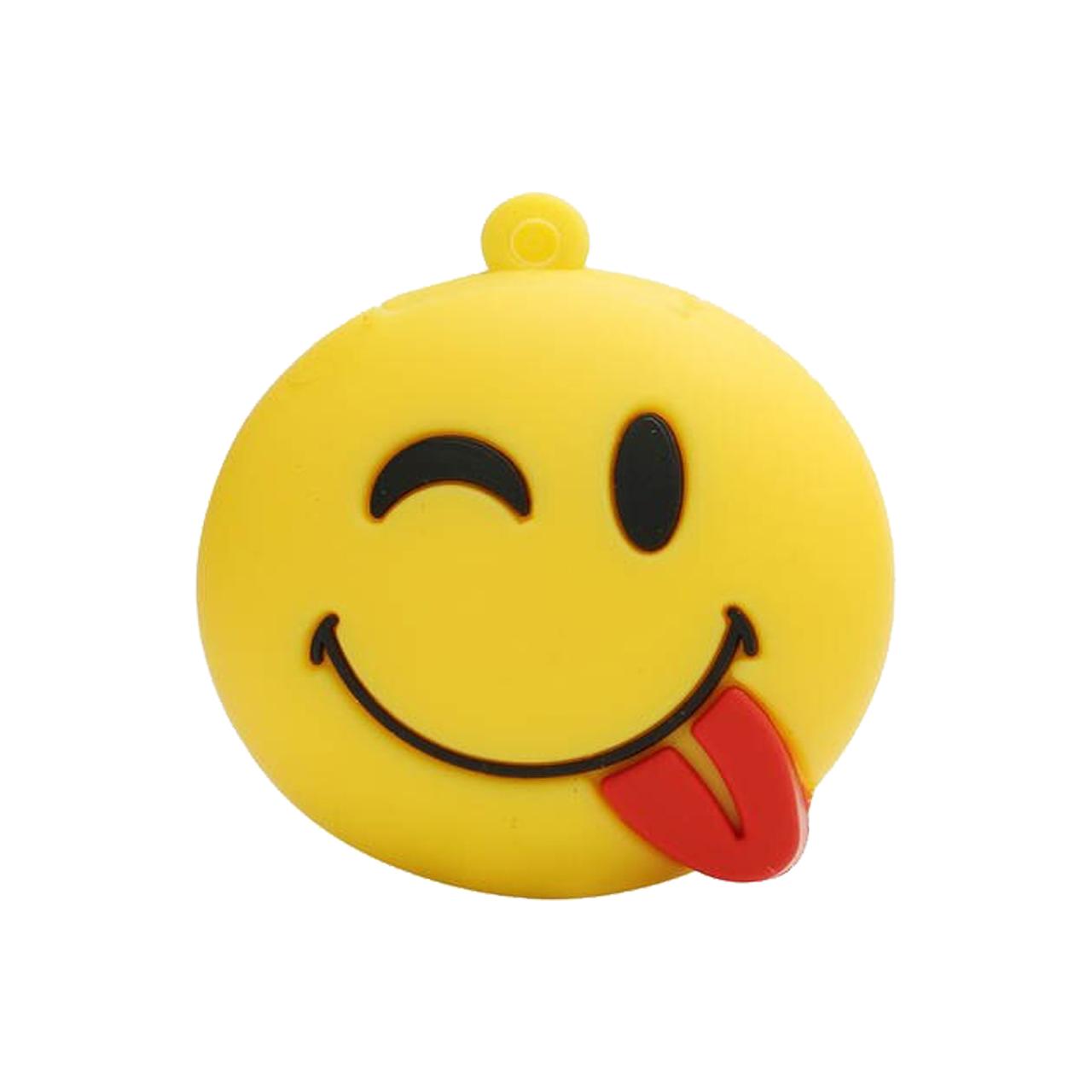 بررسی و {خرید با تخفیف} فلش مموری طرح ایموجی چشمک مدل Ul-Emoji01 ظرفیت 128 گیگابایت اصل