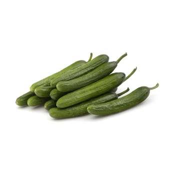 خیار گلخانهای Fresh مقدار 1 کیلوگرم