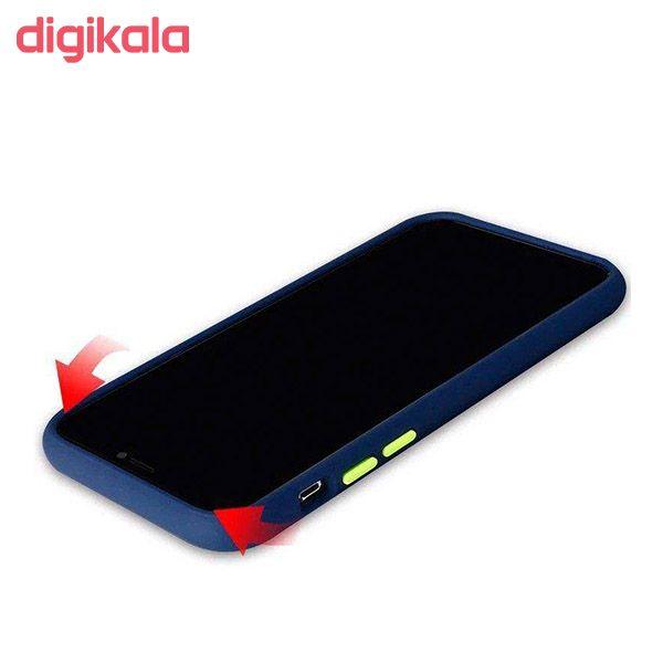 کاور مدل DK52 مناسب برای گوشی موبایل اپل iPhone 11 main 1 3