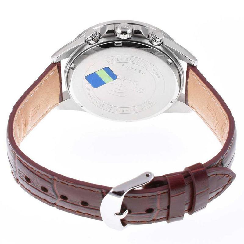ساعت مچی عقربهای مردانه کاسیو مدل EFV-580L-7A